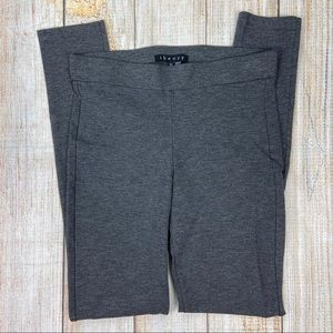 THEORY Gray Legging Skinny Stretch Pants